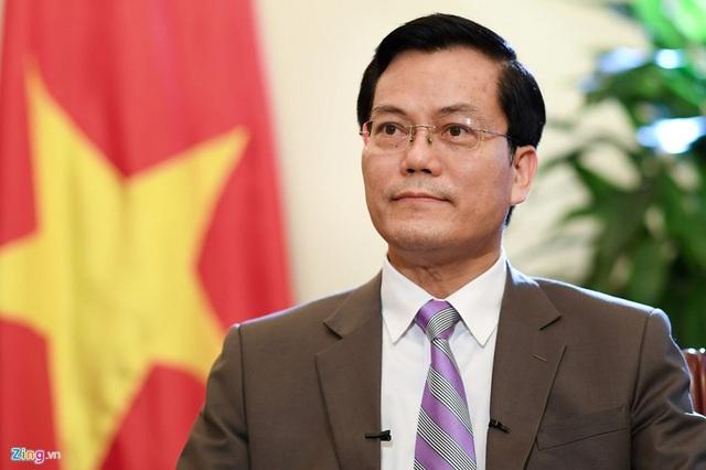 Đại sứ Việt Nam tại Mỹ lên tiếng về thông tin hàng dệt may gặp khó - 1
