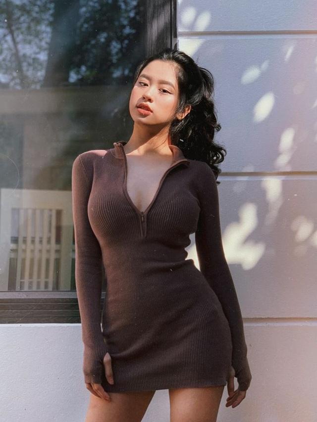 Hot girl thị phi Hàn Hằng được trang tin Trung Quốc hết lời khen ngợi - 12