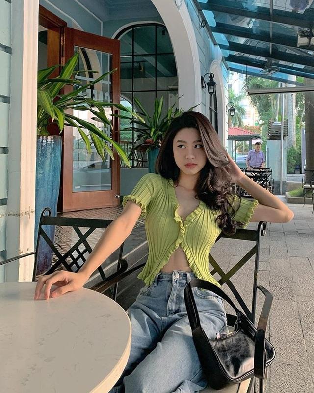Hot girl thị phi Hàn Hằng được trang tin Trung Quốc hết lời khen ngợi - 11