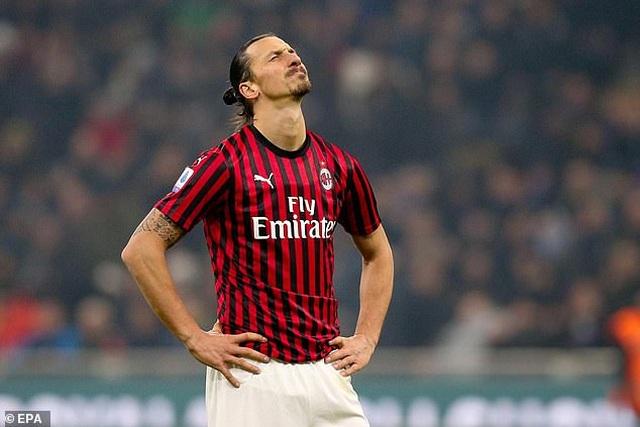 Ibrahimovic tuyên bố rời AC Milan vào tháng 6/2020 - 1