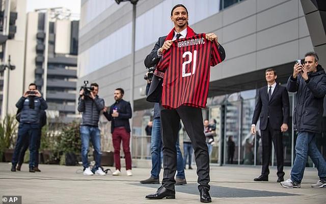 Ibrahimovic tuyên bố rời AC Milan vào tháng 6/2020 - 2