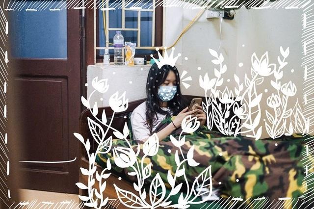 """Nhật ký cách ly bằng tranh của nữ du học sinh từ Ý trở về gây """"sốt"""" mạng - 6"""