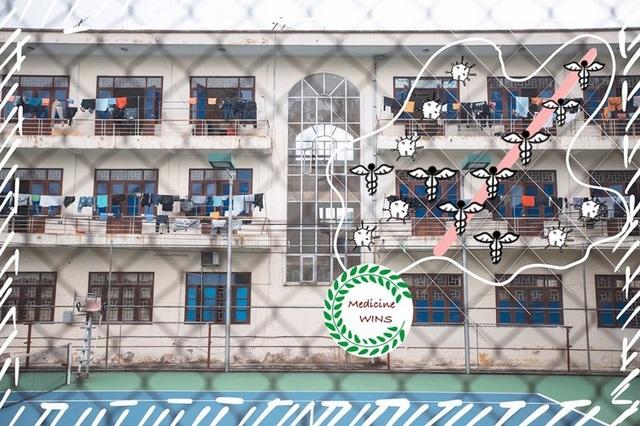"""Nhật ký cách ly bằng tranh của nữ du học sinh từ Ý trở về gây """"sốt"""" mạng - 9"""