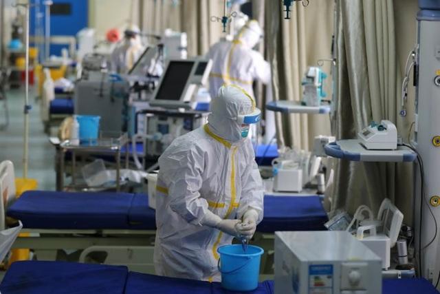 Hàn Quốc có thêm 98 ca nhiễm mới, Trung Quốc thêm 46 ca - 1