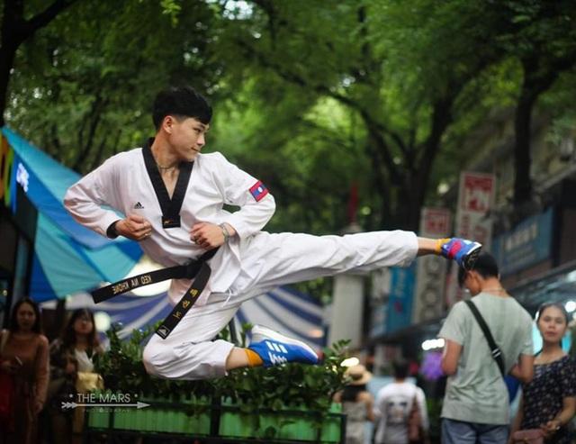 Chàng trai Lào quyết định tới Việt Nam du học vì thần tượng Châu Tuyết Vân - 2