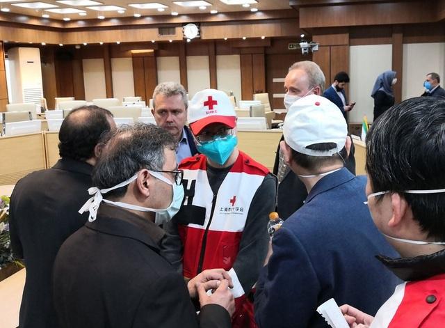 Nga, Trung Quốc hỗ trợ các nước chống đại dịch Covid-19 - 4