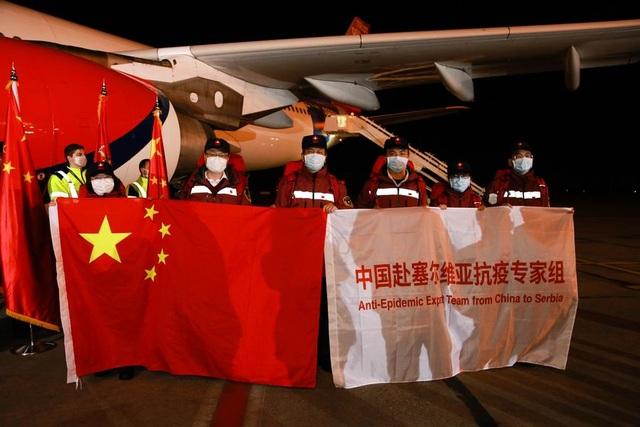 Nga, Trung Quốc hỗ trợ các nước chống đại dịch Covid-19 - 8