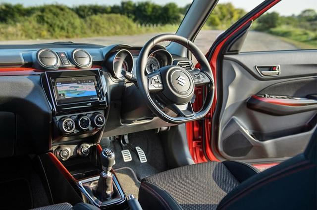 Suzuki Swift Sport 2020 trình làng với động cơ hybrid - 6