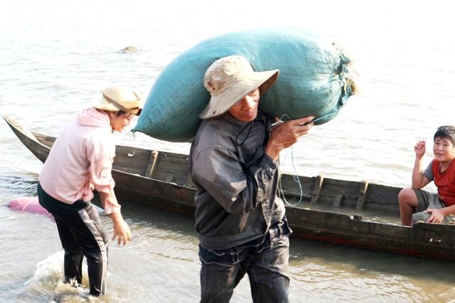 Ngư dân Quảng Nam được mùa rong câu - 7
