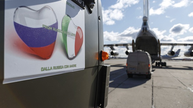 Nga, Trung Quốc hỗ trợ các nước chống đại dịch Covid-19 - 11