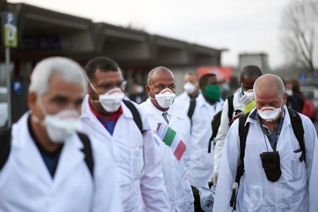 Italia: Hơn 5.000 người chết vì Covid-19, gần 60.000 người mắc bệnh - 1