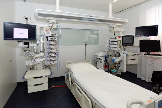 Cách người Mỹ ước tính khả năng đáp ứng nhu cầu chữa Covid-19 của bệnh viện - 1