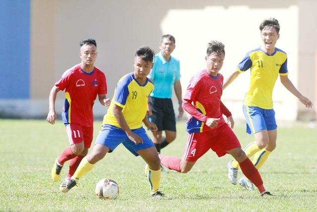 VFF mạnh tay với nghi án bán độ ở đội trẻ Đồng Tháp - 1