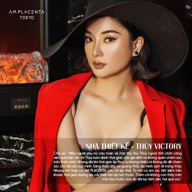 """Hot girl Việt Nam """"săn lùng"""" viên uống AM Placenta Tokyo - 1"""