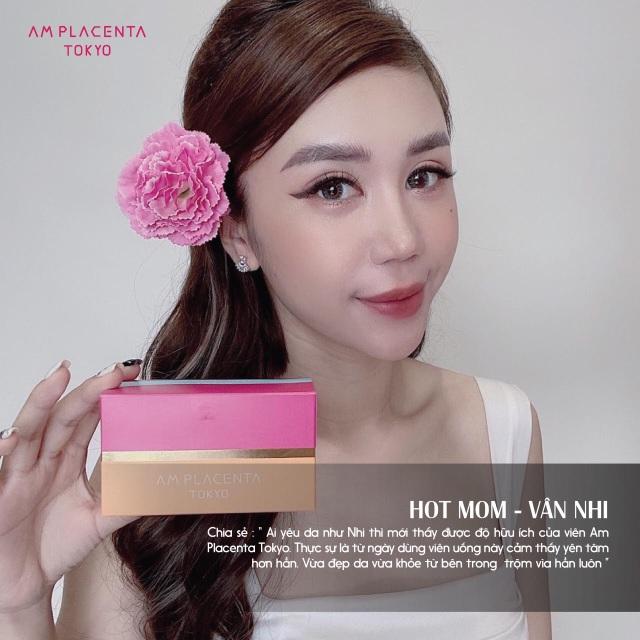 """Hot girl Việt Nam """"săn lùng"""" viên uống AM Placenta Tokyo - 4"""