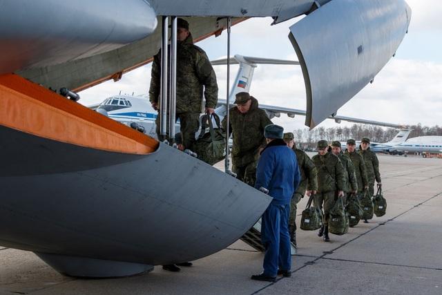 Nga, Trung Quốc hỗ trợ các nước chống đại dịch Covid-19 - 14