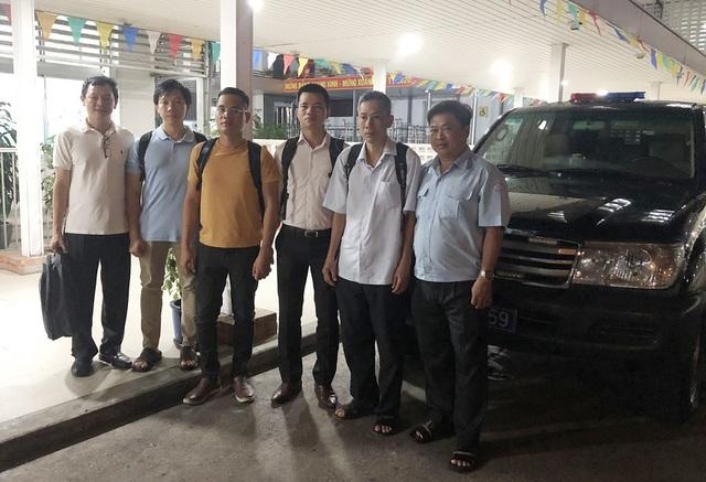 Đội phản ứng nhanh chi viện chống dịch Covid-19 cho Tây Ninh - 1