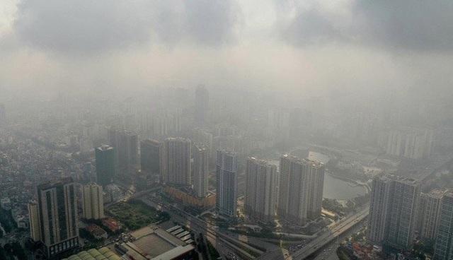 Hà Nội tiếp tục là khu vực bị ô nhiễm cao nhất - 1