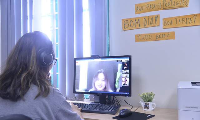 Học trực tuyến: Sinh viên phải học đủ kiến thức học phần mới được qua môn - 1