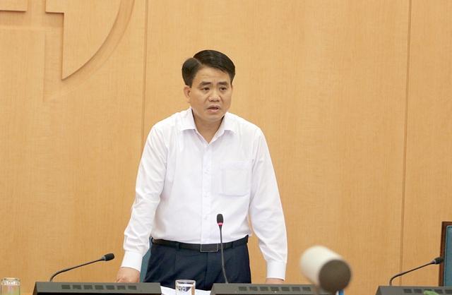 Chủ tịch Hà Nội: Ổ dịch Bệnh viện Bạch Mai rất phức tạp! - 1