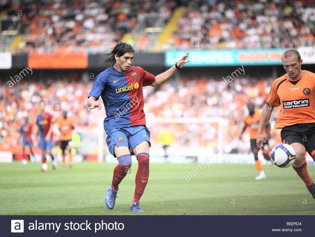 Đội hình những ngôi sao thất bại ở Barcelona trong thế kỷ 21 - 2