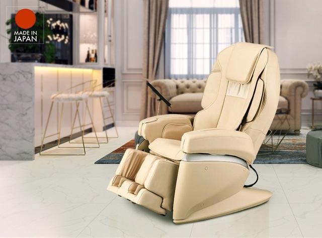 Lợi ích của việc dùng ghế massage trong mùa dịch - 1
