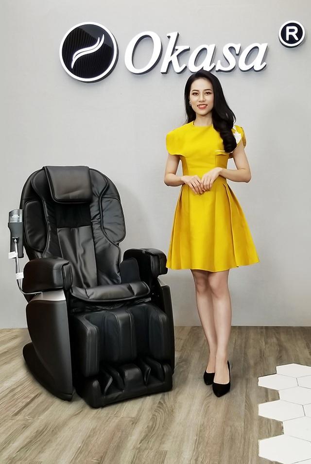 Lợi ích của việc dùng ghế massage trong mùa dịch - 3