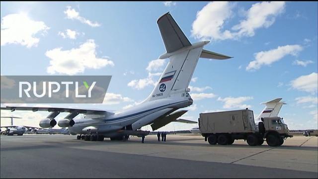 Nga, Trung Quốc hỗ trợ các nước chống đại dịch Covid-19 - 15