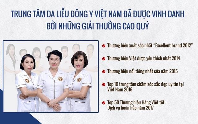 Mụn trứng cá Hoàn Nguyên - Giải pháp giảm mụn được VTV2 khuyên dùng - 4