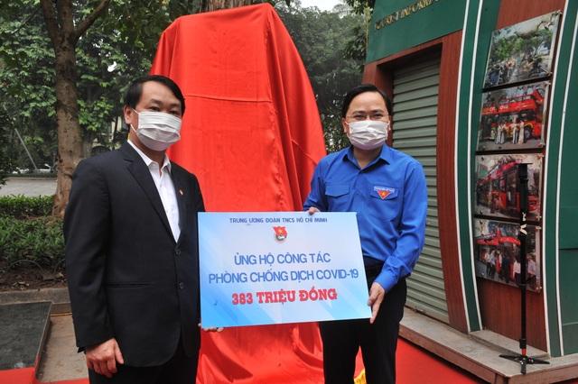 Chi Pu làm đại sứ gây quỹ dựng 100 trạm rửa tay dã chiến miễn phí - 3