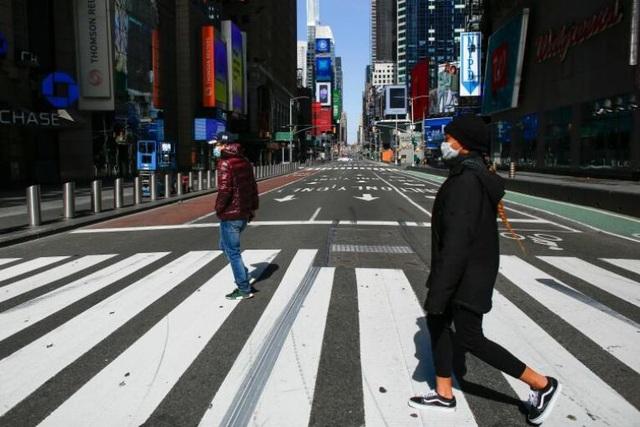 New York trở thành tâm dịch Covid-19 toàn cầu - 2
