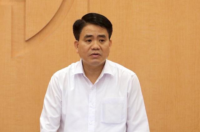 Chủ tịch Hà Nội khuyên con trai đang du học Mỹ ở trong nhà hết tháng 6 - 1