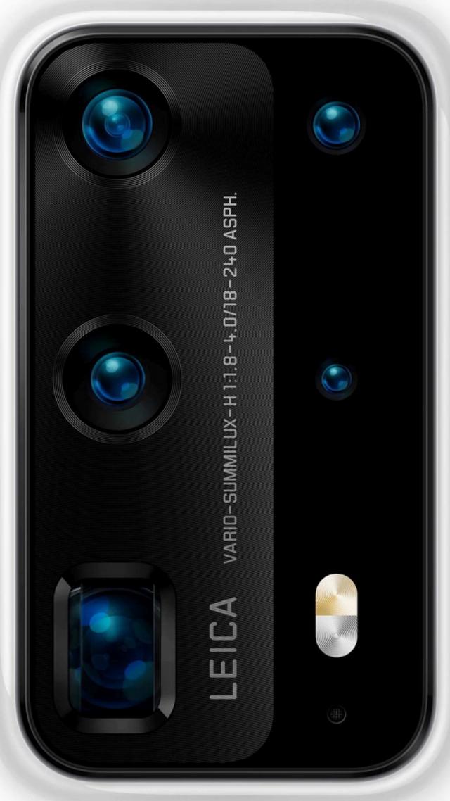 Ảnh render hé lộ thiết kế tràn viền vô cực của Huawei P40 Pro - 3