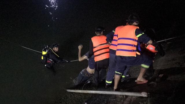 Hai thanh niên tử nạn khi tắm sông - 1