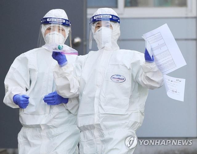 Hàn Quốc có số ca nhiễm mới virus corona thấp nhất kể từ đỉnh dịch - 1