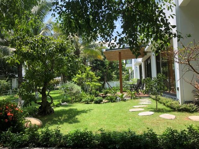 Chiêm ngưỡng biệt thự vườn đẹp như mơ của cặp vợ chồng trẻ Hà Nội - 11