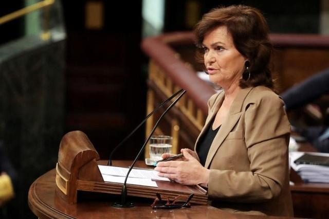 Tây Ban Nha: Hơn 2.100 người chết vì Covid-19, Phó Thủ tướng nhập viện - 1