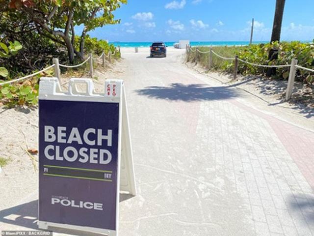 Đóng cửa những bãi biển nổi tiếng do tập trung đông người - 4