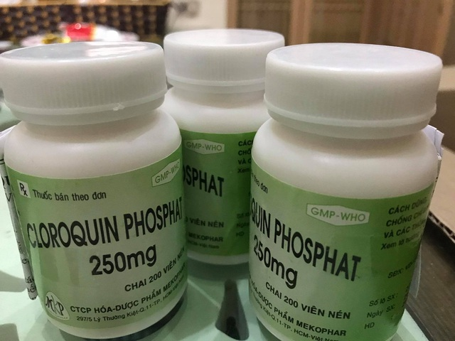 Bộ Y tế: Không chỉ định điều trị Covid-19 bằng thuốc chữa sốt rét - 1