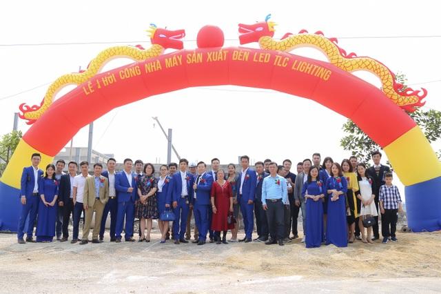 TLC Lighting khởi công xây dựng nhà máy thứ 2 tại Hà Nam - 1