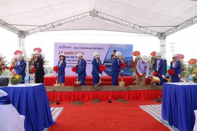 TLC Lighting khởi công xây dựng nhà máy thứ 2 tại Hà Nam - 2