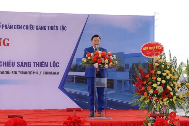 TLC Lighting khởi công xây dựng nhà máy thứ 2 tại Hà Nam - 3