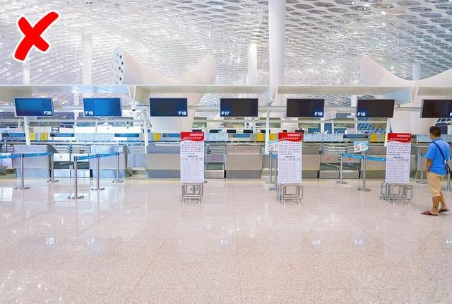 Những việc chưa nên mất thời gian làm ở sân bay - 1
