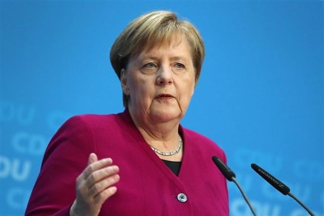 Đức có 115 người chết vì Covid-19, Thủ tướng Merkel xét nghiệm âm tính - 1