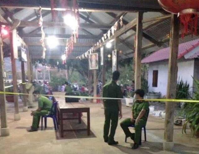 Thượng tọa và người làm công quả bị giết chết tại chùa - 2