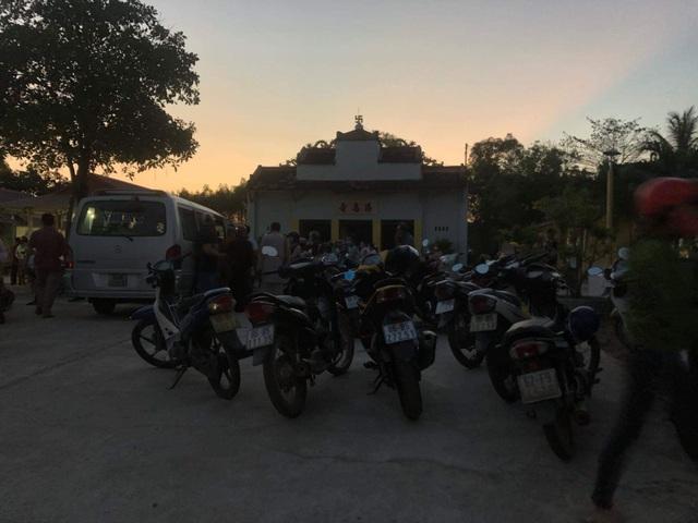 Bộ Công an điều tra vụ án mạng tại chùa Quảng Ân - 2