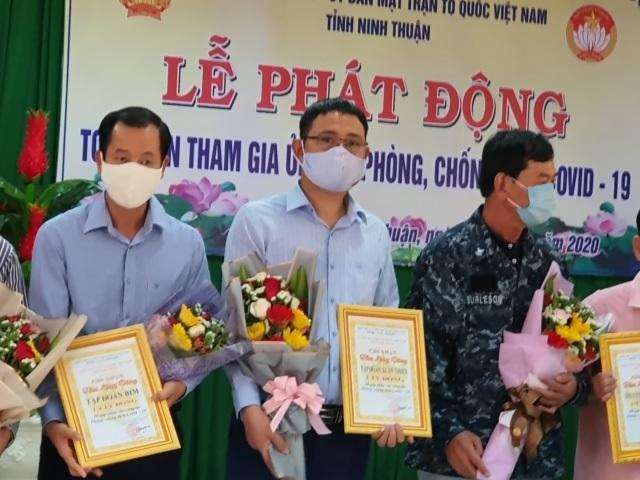 Tập đoàn Xuân Thiện ủng hộ tỉnh Ninh Thuận 2 tỷ đồng phòng, chống dịch Covid -19 - 1