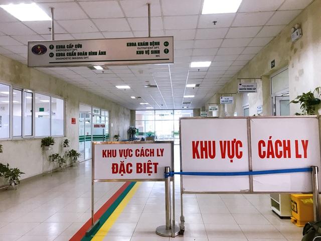Bên trong phòng điều trị đặc biệt Covid-19 tại Bệnh viện Bệnh nhiệt đới TW - 2