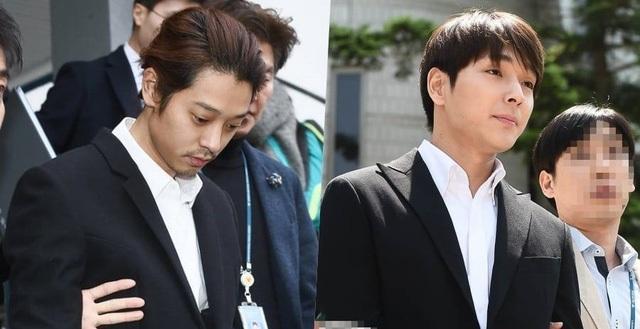 """Vụ án """"Phòng chat tình dục"""" gây chấn động làng giải trí xứ Hàn - 3"""