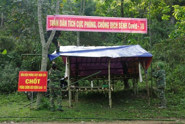 Chiến sỹ biên phòng Nghệ An ngày đêm chốt chặn đường mòn, lối mở biên giới - 12